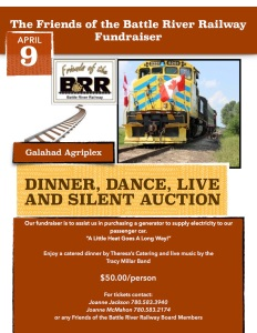April 9 Fundraiser Poster jpg