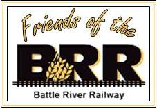 Friends of the battle River Railway logo 3