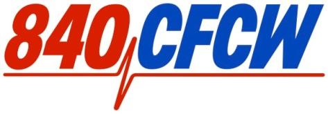 840 CFCW logo