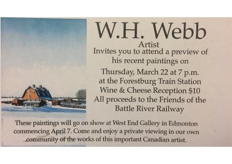 Webb Art Show